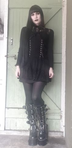 Jenna. 21 year old from little New Zealand. I adore anything goth, dark or halloween related. My...