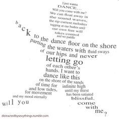 Concrete Poetry  | concrete poem on Tumblr