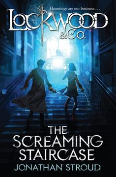 The Screaming Staircase (Lockwood & Co., #1) by Jonathan Stroud. For more than fifty years, the country has been affected by a horrifying epidemic of ghosts. A number of Psychic Investigations Agencies have sprung up to destroy the dangerous apparitions.