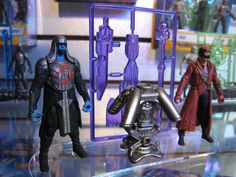 Collectibles Reveal Guardians of the Galaxy Characters Ronan the Accuser and Korath - IGN