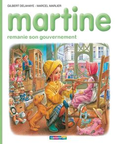 Martine remanie son gouvernement - http://go.shr.lc/1nAgJmP #parodie #politique