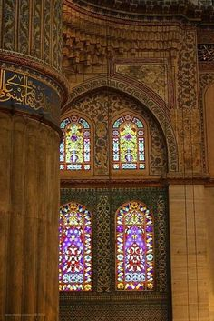 Sultan Ahmet Mosque (Blue Mosque). Istanbul - Turkey