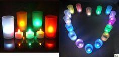 Romantic LED candle