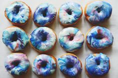 galaxy donuts | doughing it right