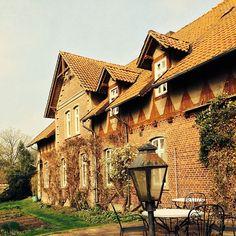 Landhaus Averbeck in der Lüneburger Heide. #holiday #farm #germany #niedersachsen #bergen #heide #lueneburg
