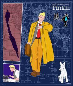 Les Aventures de Tintin - Album Imaginaire - Hergé's Adventures of Tintin