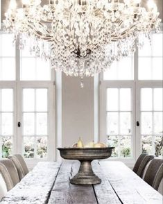 Luxury Chandelier, Candle Chandelier, Chandelier Lighting, Chandeliers, Family Dining Rooms, Interior Decorating, Interior Design, Room Lights, Ceiling Lights