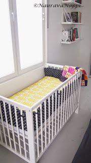 NauravaNappi: Valmistautumista vauvaa varten