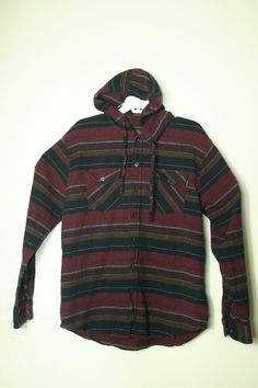 493887cfd0c Mens Valor Collective shirt flannel button up long sleeve hoodie size XXL   ValorCollective  ButtonFront