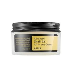 COSRX Advanced Snail 92 All in one Cream (100g) – PURESEOUL