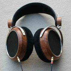Designspiration — [AudioObsession] - HiFiMAN HE-5 one of the two current production...
