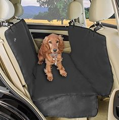 3 Colors And Suv 100% Waterproof Hammock Convertible Accessories Trucks 1pc Dog Cat Seat Cover Pet Seat Cover For Cars