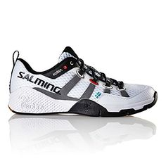Salming Kobra Womens Indoor Court Shoes White 75 -- Be sure to check out this awesome product.(This is an Amazon affiliate link and I receive a commission for the sales)