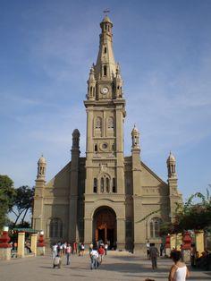 Lord of Luren Church, Ica, Peru