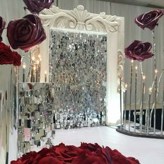 ideas for photo shoots - алмаз - hochzeit Wedding Trends, Wedding Designs, Paper Flower Backdrop, Photo Booth Backdrop, Wedding Stage, Backdrops For Parties, Ceremony Decorations, Flower Wall, Event Decor