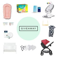 Expecting a baby? Win $5K in baby gear! This giveaway is brought to you by Babylist, the best baby registry that lets you add any item from any store to one beautiful registry. Add help and favors and cash funds, too! Unique Baby Gifts, Personalized Baby Gifts, New Baby Gifts, Best Baby Registry, Baby Registry Must Haves, Tropical Nursery, Newborn Coming Home Outfit, Newborn Essentials, Baby Necessities
