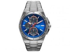 Relógio Masculino Orient MBSSM065 - Analógico Resistente à Água Calendário http://www.magazinevoce.com.br/magazineevrson/p/relogio-masculino-orient-mbssm065-analogico-resistente-a-agua-calendario/131372/