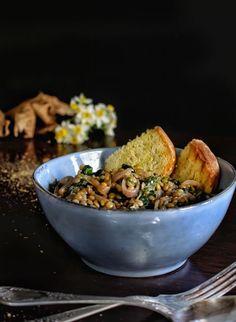 Serving Bowls, Stuffed Mushrooms, Vegetables, Tableware, Kitchen, Food, Stuff Mushrooms, Dinnerware, Cooking