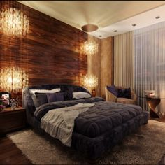 Posh bedroom trends