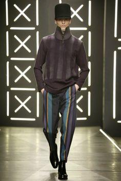 Robert Geller Fall/Winter 2014 - New York Fashion Week #NYFW | Male Fashion Trends