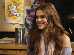 Holland Roden Admits She's Always Tardy For The Party On The 'Teen Wolf After After Show'