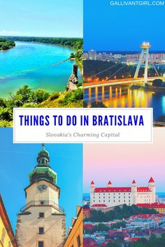 Things to do in Bratislava, Slovakia's charming capital