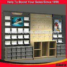 de calzado estante de exhibición/tienda de zapatos…