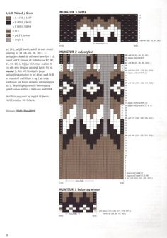 Gallery.ru / Фото #83 - Модели из Лопи - olga77m Fair Isle Knitting Patterns, Fair Isle Pattern, Knitting Charts, Sweater Knitting Patterns, Crochet Crafts, Knit Crochet, Norwegian Knitting, Icelandic Sweaters, Cable Knitting