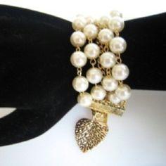 """Bracelet like the one Grace Kelly wore in """"Rear Window."""""""