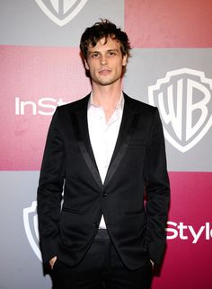 Matthew Gray Gubler Photo - 2011 InStyle/Warner Brothers Golden Globes Party - Arrivals