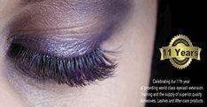 classic eyelash extensions Lash Extension Glue, Eyelash Extension Kits, Eyelash Extension Training, Eyebrow Extensions, Semi Permanent Eyelashes, Eyelash Glue, Eyebrows, Classic, Derby
