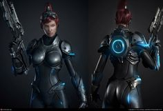 ghost starcraft cosplay - Buscar con Google