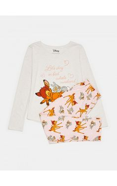 Hosszú ujjú pizsama (M) Bell Sleeves, Bell Sleeve Top, Bambi, Xmas Presents, Tops, Women, Fashion, Xmas Gifts, Moda
