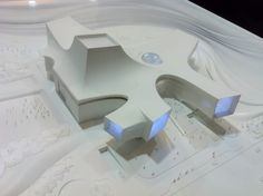Busan Opera House Second Prize Winning Proposal by designcamp moonpark dmp