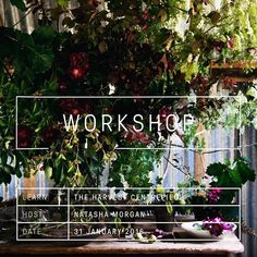 Join me for a sumptuous day of celebrating the seasons with blooms and botanicals to create a harvest table and hanging centerpiece.  Lucky enough to spend two years indulging in the magical world of flowers and bespoke events with Fleur McHarg @thestudiobyfleur I can often be found surrounded by branches and blooms either grown in the cut flower garden at Oak and Monkey Puzzle or foraged from the country lanes of the Central Highlands.  In this one day class I share my design and floristry…