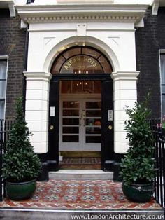 Arran House Hotel. London, England.  Lived here one summer.