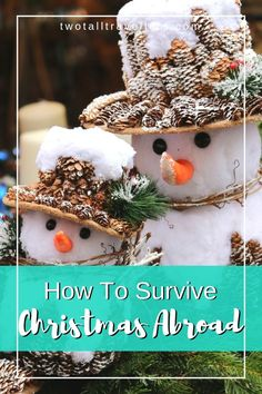 Spending Christmas without family is one of the hardest things about travelling and living abroad. How do you cope with moving abroad and spending the festive time in another country! How to survive living abroad for Christmas Without Family Holiday Time, Christmas Holidays, Best Airfare, Best Travel Backpack, Travel Advice, Travel Articles, Travel Guides, Travel Tips, Living In China