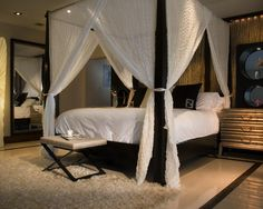 master bedroom love the floors