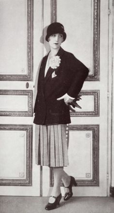 All sizes | Tailleur 1927 | Flickr - Photo Sharing!
