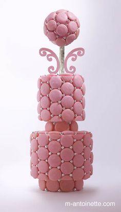 Gâteau à étages arbre