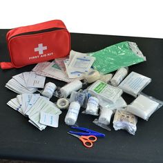 Safe Travel First Aid Kit Camping Hiking Medical Emergency Kit Treatment Pack Set Outdoor Wilderness Survival Item specifics Brand Name: IdealPlast Model Number: Product Description Packaging Details Unit Type: piece Package Weight: Package Size: x x x x Wilderness Survival, Survival Prepping, Survival Gear, Survival Skills, Survival Quotes, Survival Weapons, Tactical Survival, Survival Stuff, Camping Survival