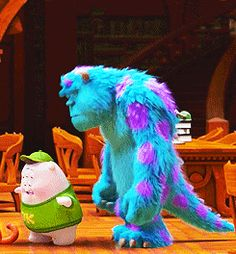 Monsters University (gif)