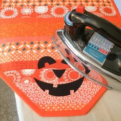 QT Fabrics Shop Hop Tossed Motifs Cotton Fabric Quilting Fabric MISC-41