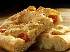 Potato Focaccia Recipe, Bread Cast, Ancient Recipes, Caramelized Onions, Bread Baking, Quiche, Cooking Recipes, Yummy Food, Favorite Recipes