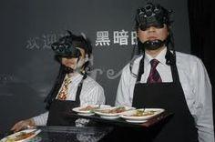 Blind dining