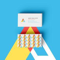 Personal Identity Project { New Logo } Amrit Pal Design on Behance