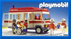 PLAYMOBIL� set #3456 - Ambulance