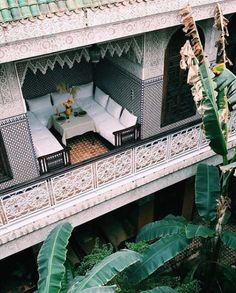 chasing elsewhere | Riad Jardin Secret, Marrakesh, Morocco.