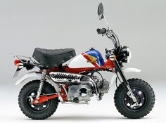 2001 Honda Monkey 'Baby Tracker'