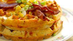 Bacon & Cheddar Waffles Thumbnail FINAL